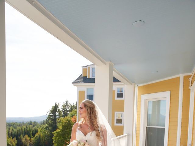 Roy and Taylor's Wedding in Whitefield, New Hampshire 18
