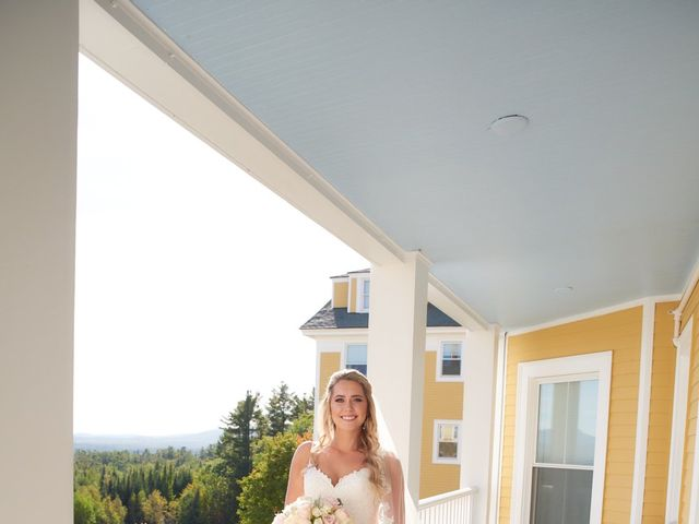 Roy and Taylor's Wedding in Whitefield, New Hampshire 19