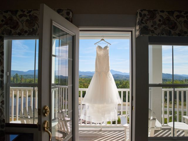 Roy and Taylor's Wedding in Whitefield, New Hampshire 32