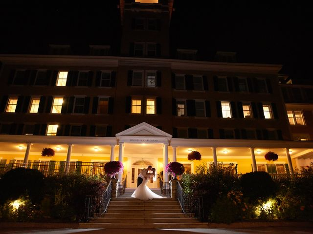 Roy and Taylor's Wedding in Whitefield, New Hampshire 34