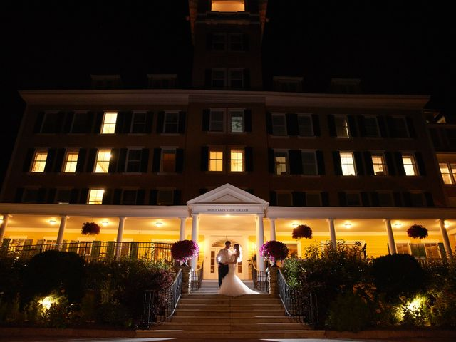 Roy and Taylor's Wedding in Whitefield, New Hampshire 37