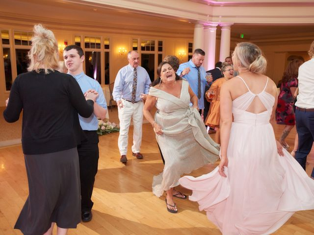 Roy and Taylor's Wedding in Whitefield, New Hampshire 43