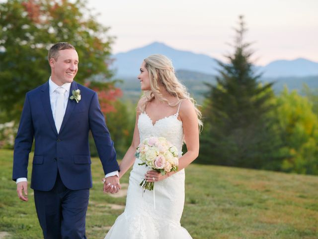 Roy and Taylor's Wedding in Whitefield, New Hampshire 53