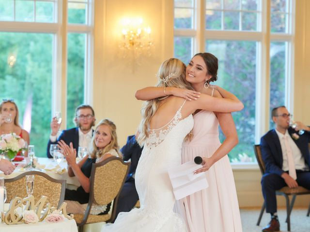 Roy and Taylor's Wedding in Whitefield, New Hampshire 55
