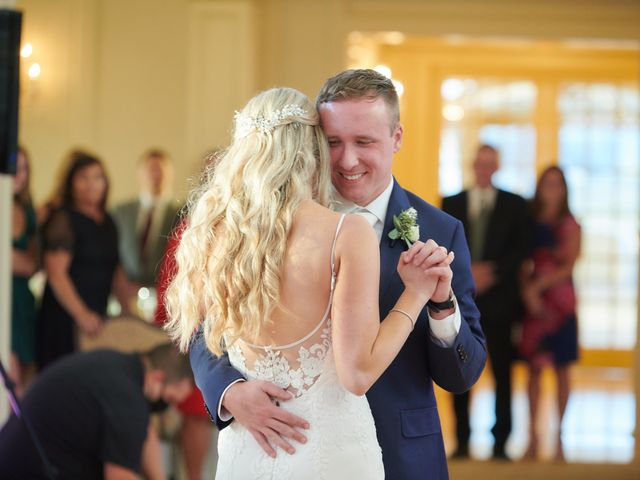 Roy and Taylor's Wedding in Whitefield, New Hampshire 58
