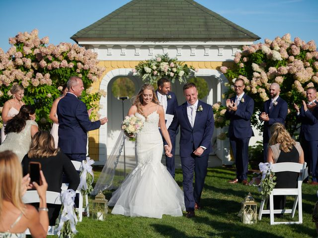 Roy and Taylor's Wedding in Whitefield, New Hampshire 65