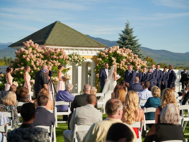 Roy and Taylor's Wedding in Whitefield, New Hampshire 68