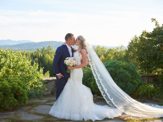 Roy and Taylor's Wedding in Whitefield, New Hampshire 75