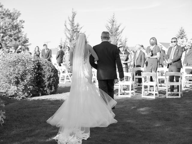 Roy and Taylor's Wedding in Whitefield, New Hampshire 80