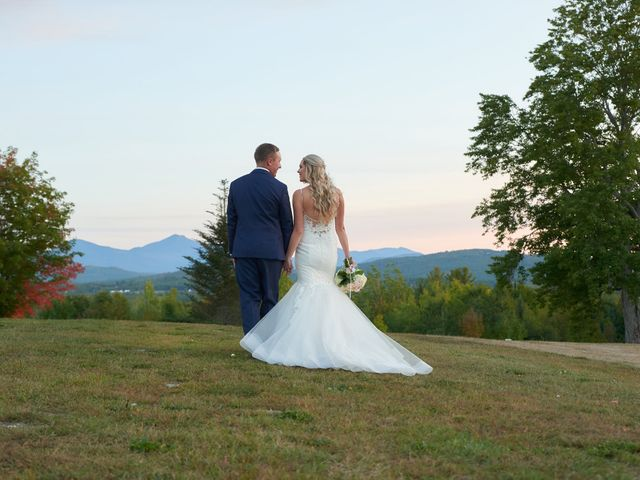 Roy and Taylor's Wedding in Whitefield, New Hampshire 83