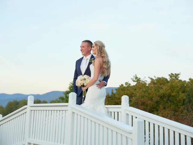 Roy and Taylor's Wedding in Whitefield, New Hampshire 84