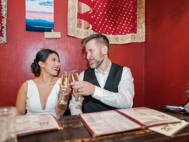 Ashley and Garrett's Wedding in Crested Butte, Colorado 4