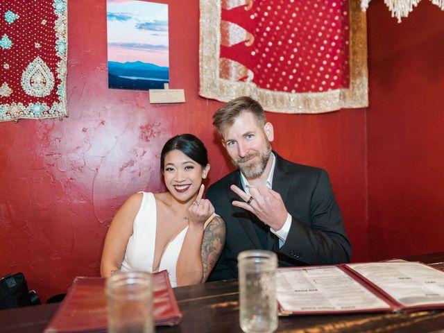 Ashley and Garrett's Wedding in Crested Butte, Colorado 5
