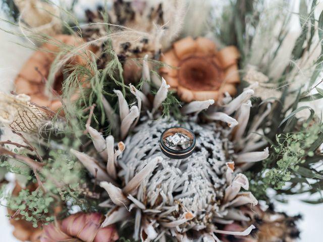 Ashley and Garrett's Wedding in Crested Butte, Colorado 7