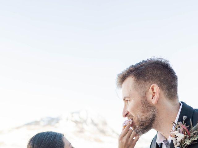 Ashley and Garrett's Wedding in Crested Butte, Colorado 10