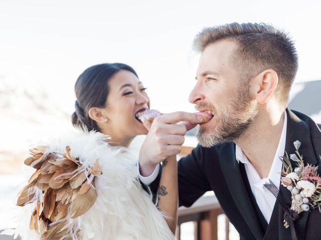 Ashley and Garrett's Wedding in Crested Butte, Colorado 11
