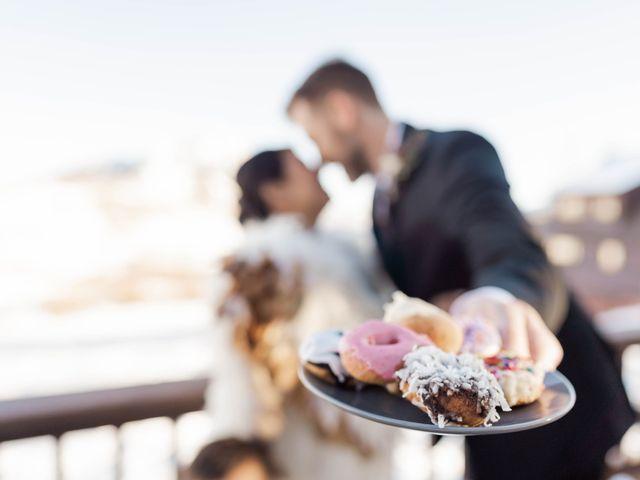 Ashley and Garrett's Wedding in Crested Butte, Colorado 12