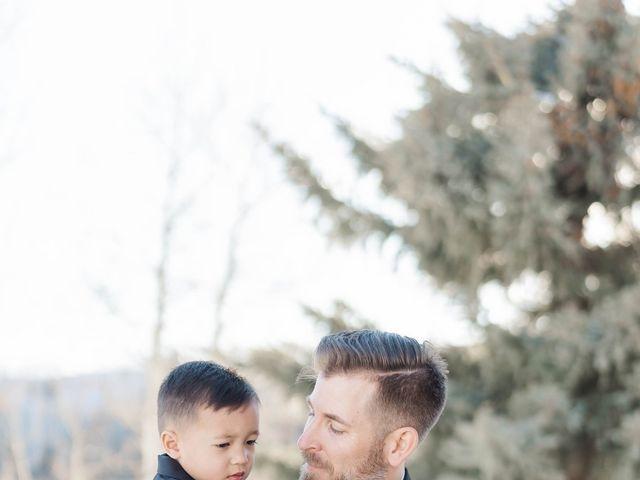 Ashley and Garrett's Wedding in Crested Butte, Colorado 15