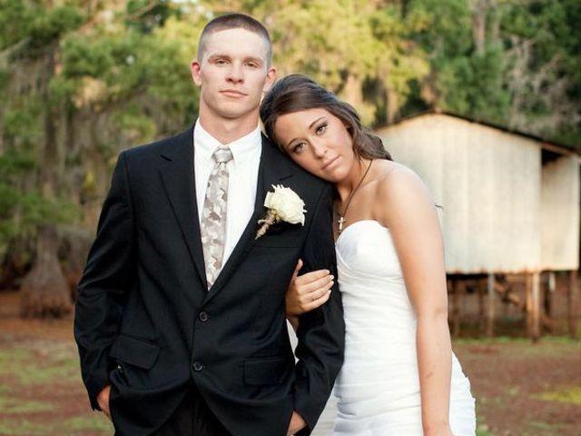 The wedding of Robert and Ashley
