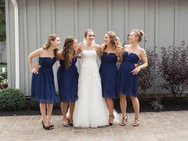 Sadie and Caleb's Wedding in Gates Mills, Ohio 4