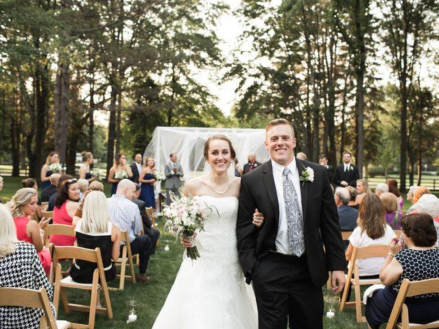 Sadie and Caleb's Wedding in Gates Mills, Ohio 10