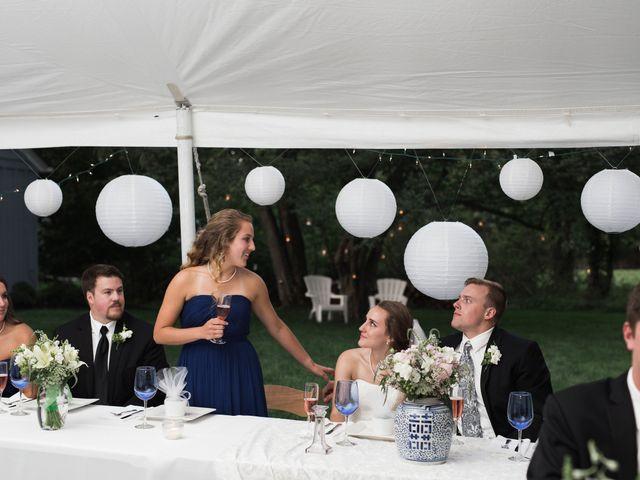 Sadie and Caleb's Wedding in Gates Mills, Ohio 15