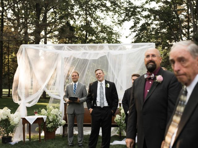 Sadie and Caleb's Wedding in Gates Mills, Ohio 8
