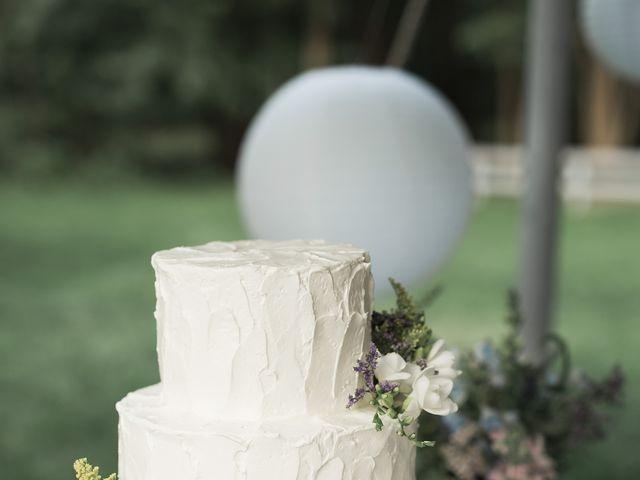 Sadie and Caleb's Wedding in Gates Mills, Ohio 14