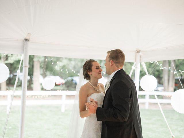 Sadie and Caleb's Wedding in Gates Mills, Ohio 12