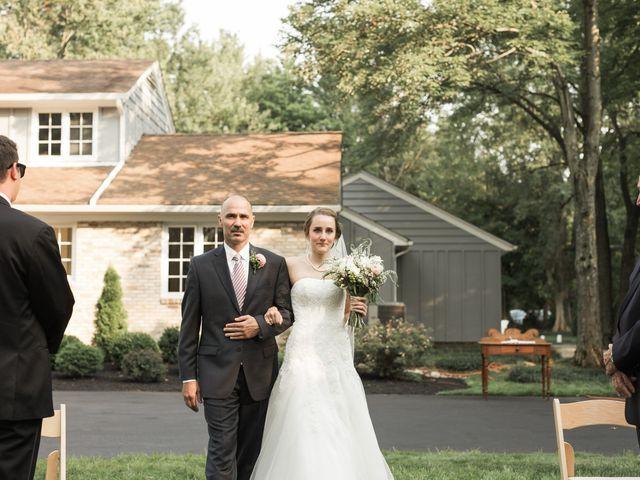 Sadie and Caleb's Wedding in Gates Mills, Ohio 7
