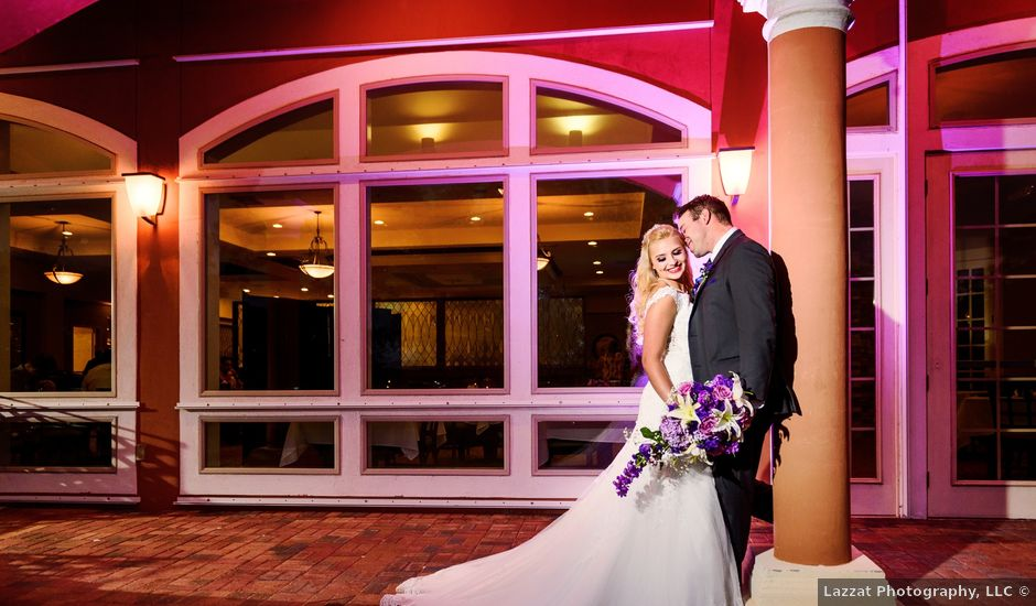 Rick and Carly's Wedding in Pensacola, Florida