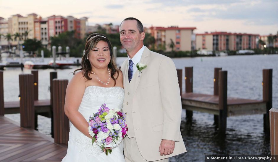 Jay and Thuy's Wedding in Naples, Florida