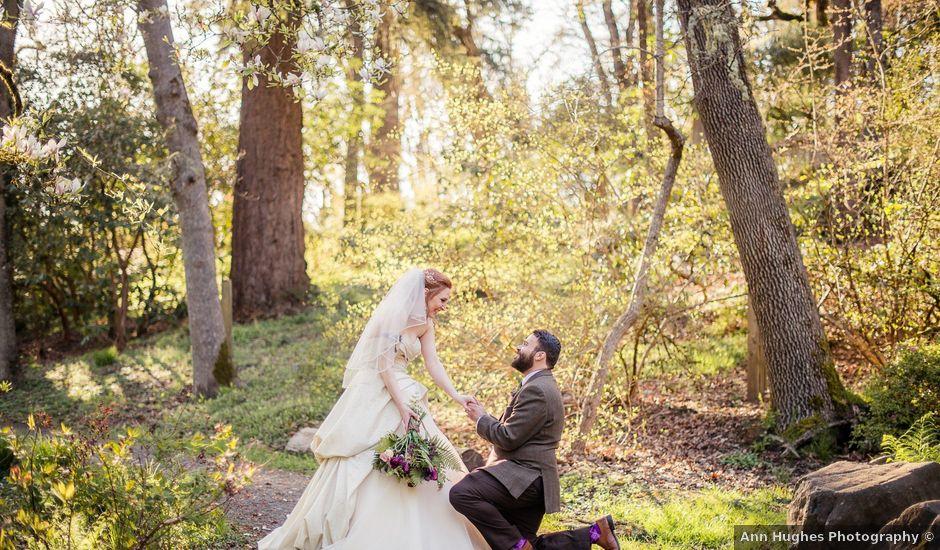 Dar and Holli's Wedding in Eugene, Oregon