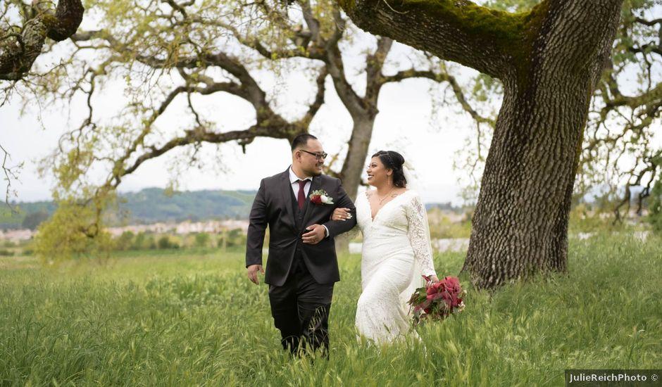 Glen and Mirna's Wedding in Napa, California
