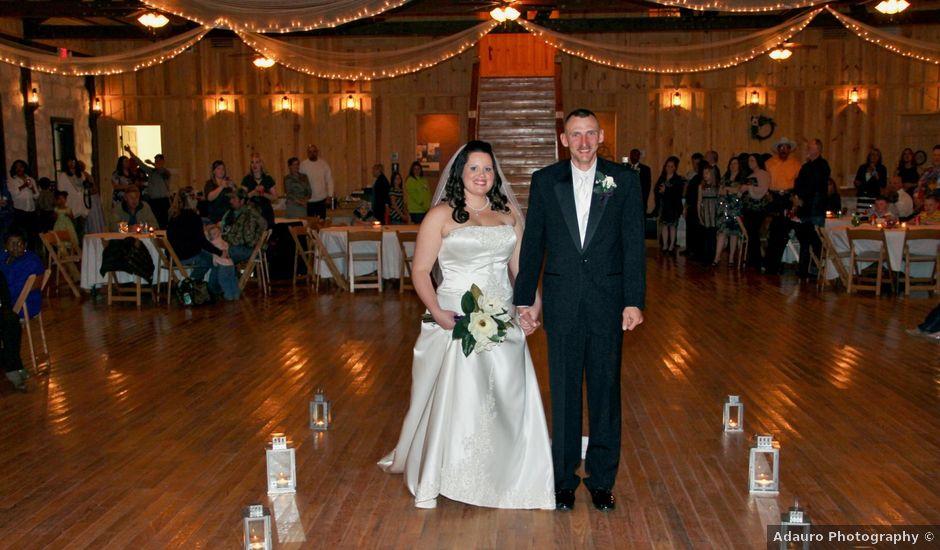 Jennifer and Michael's Wedding in Magnolia, Texas