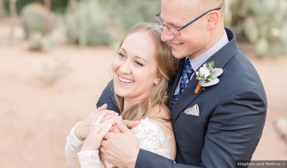 Chris and Kelsey's Wedding in Apache Junction, Arizona