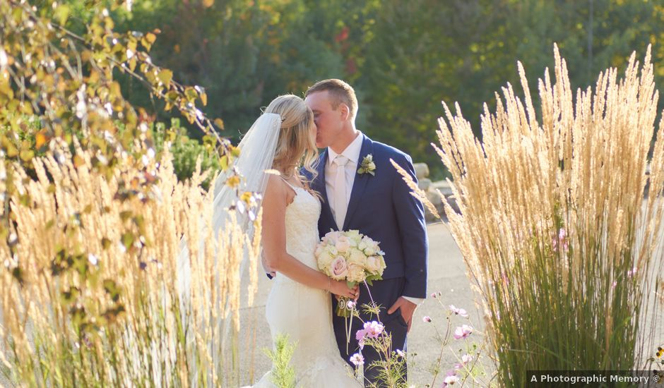 Roy and Taylor's Wedding in Whitefield, New Hampshire