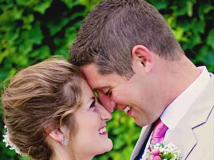 The wedding of Nick and Sara