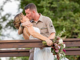 The wedding of Joe and Lauren