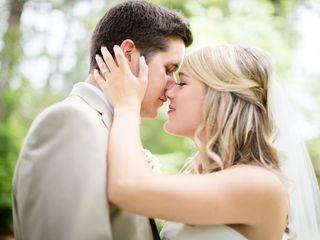 The wedding of Drew and Kady 2