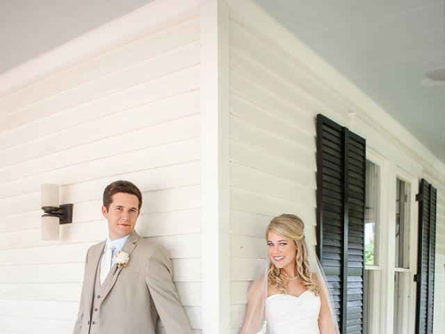 Kady and Drew's Wedding in Ball Ground, Georgia 11