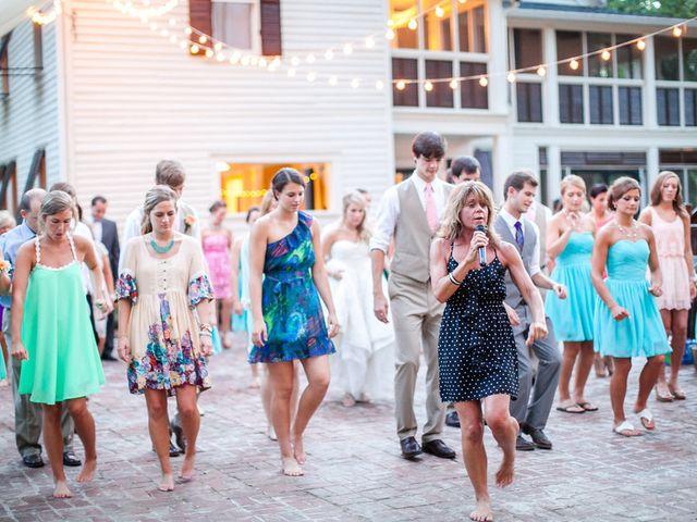 Kady and Drew's Wedding in Ball Ground, Georgia 41