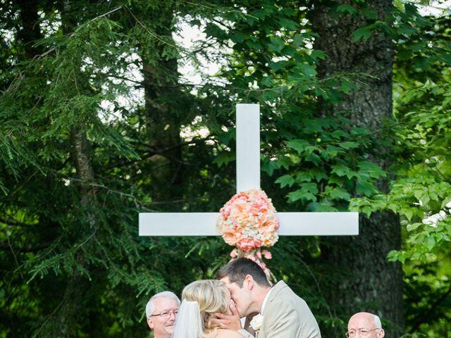 Kady and Drew's Wedding in Ball Ground, Georgia 17