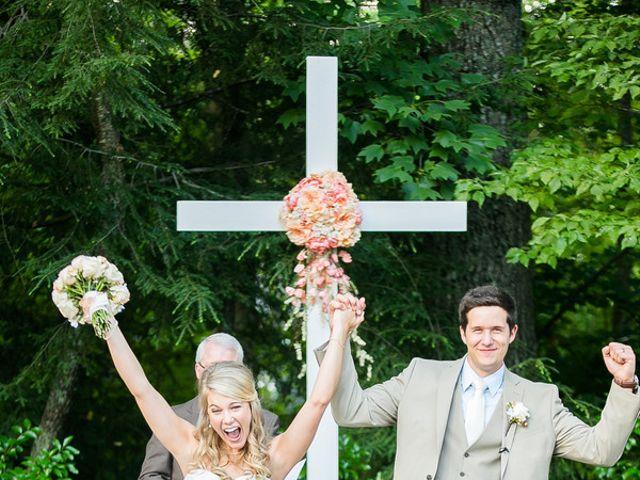 Kady and Drew's Wedding in Ball Ground, Georgia 18