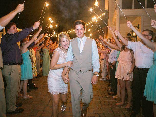 Kady and Drew's Wedding in Ball Ground, Georgia 42