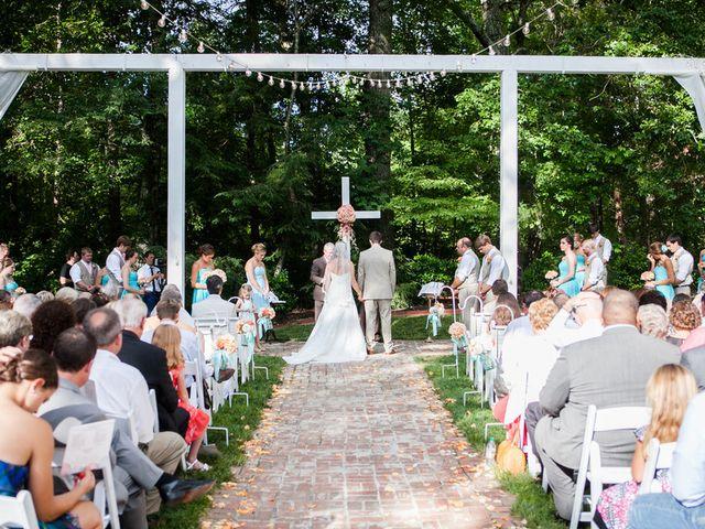 Kady and Drew's Wedding in Ball Ground, Georgia 14