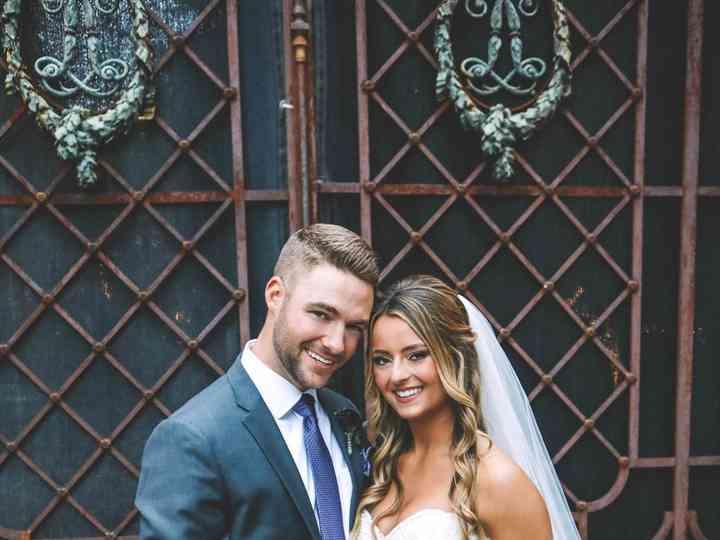The wedding of Kayla  and Kerry