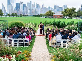 The wedding of Yoko and Adrian 1