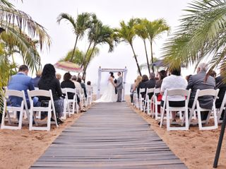 The wedding of Stacey and Anthony 1