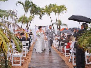 The wedding of Stacey and Anthony 2